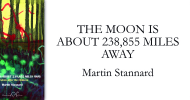 The Moon is About 238,855 Miles Away